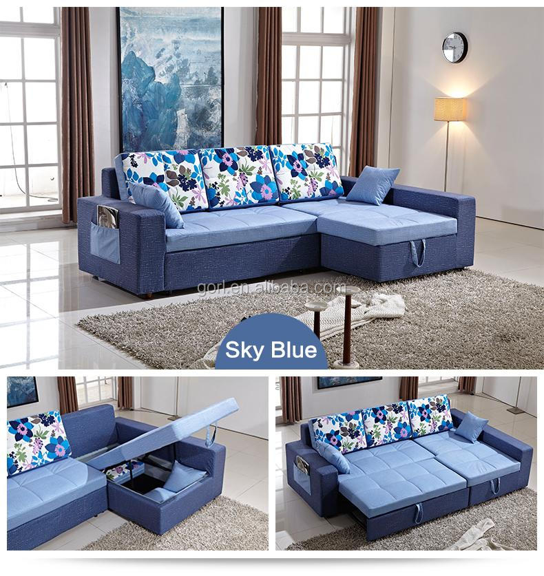 2016 Gorl Furniture metal frame sofa bed istikbal sofa bed sofa bed parts H021