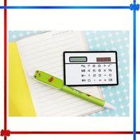 GIFT13K mini electronic promotional calculator