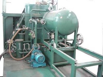 Gasoline&Diesel Engine Oil recycling machine/ purification / treatment / refinery