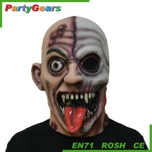 Latest Glowing Vampire Party Horror Halloween Latex Mask