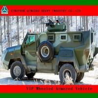 VIP 4X4 Military amphibious Bulletproof and Anti-mine Wheeled Armored Vehicle for sale