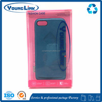 Clear Printing Custom Plastic Cell Phone