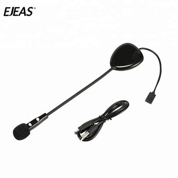 High Quality Mobile Phone Bluetooth Motorcycle Helmet Earphone with Mic