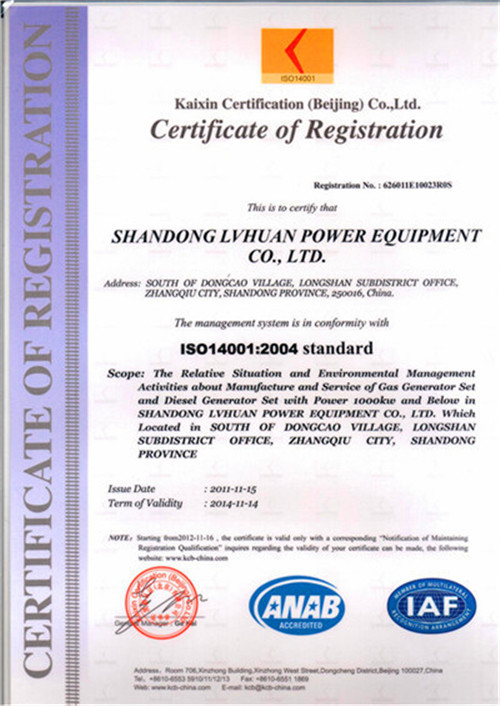 Good faith manufacturer 500KW Natural Gas Genset /LPG/LNG with ISOand CE certificate