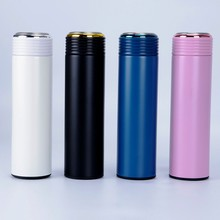 Screw cap 17 OZ vacuum flask insulation stainless steel water bottle personlized