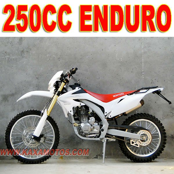 Full Size 250cc Trail Bike