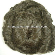 Quality human hair wigs for men