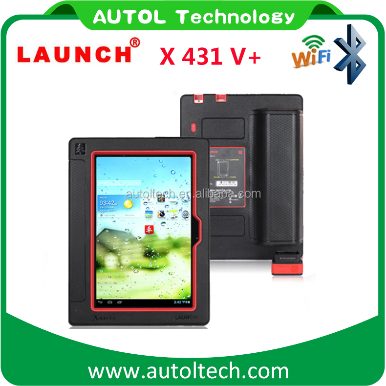 launch x431 heavy duty truck diagnostic scanner x-431 v+ universal auto car scanner launch x431 v+