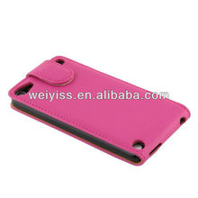 Leather Cover Case for iPhone The 5th Generation(2012 version)