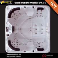 Hot sale !!!! Outdoor Spa tub/hot tub/bathtub with sex massage for home and hotel