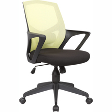 Factory office chair with seat cover fabric