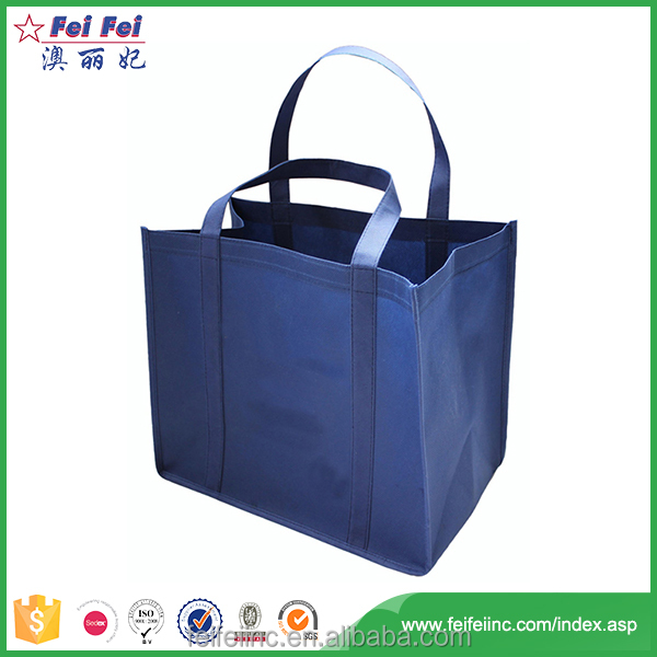 SEDEX/SGS Good Quality Recyclable Solid Color Pp Woven 9 Bottle Wine Bag