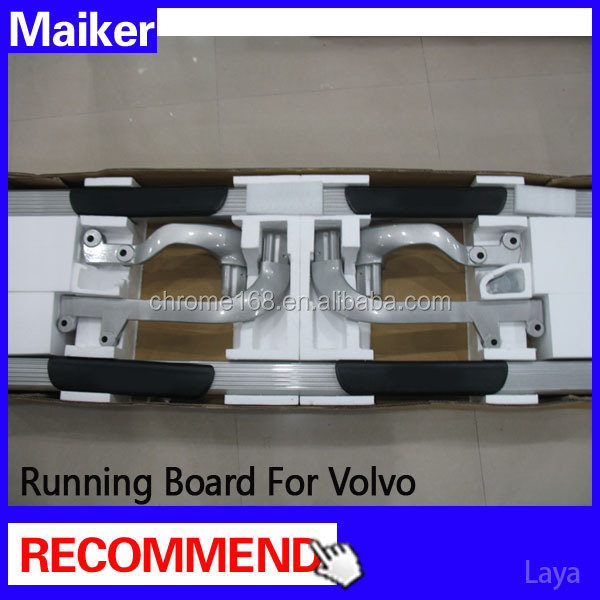 auto parts running board for Volvo XC90 03+ side step bar