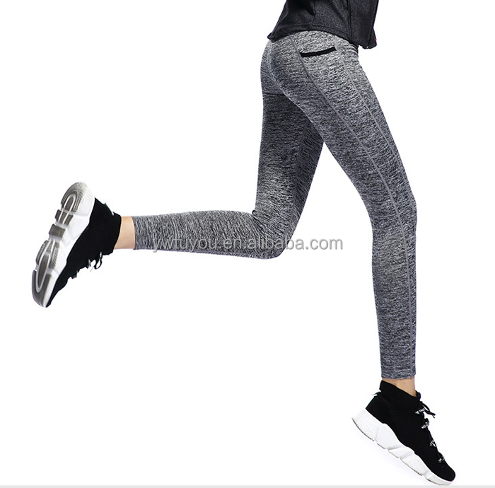 Stock Supply 1pc Fashion Leggings, Seamless Gym Leggings, Gym Wear
