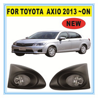 Fog lamp for Toyota Corolla Axio 2013 ON top quality
