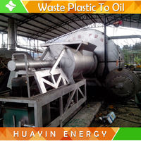 Low Cost For PE Recycling To Oil Machine For All Kinds Of Plastic