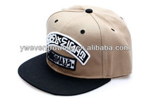 2013 high quality flat brim snapback cap new hat era embroidery baseball cap