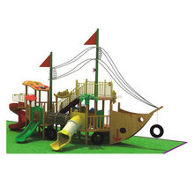 Children Wooden Series Outdoor Playground