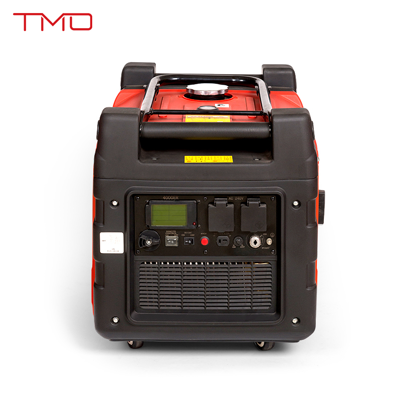 Classic Best-selling Model 220v Portable Generator, Small Gas Turbine Generator, 3kw Generator