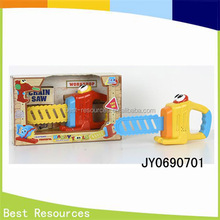 B/O Handy tools/Chain saw /work shop for kids