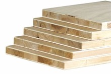 Trade Assurance furniture used 15mm laminated wood block board