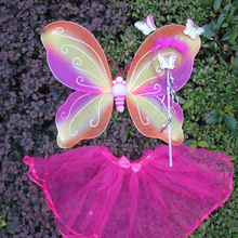 Made in china beauty fashion funny fairy butterfly wing for girls in high quality