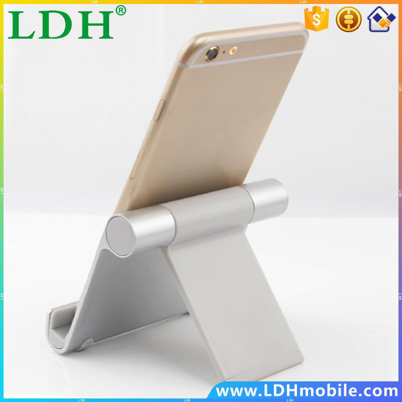 Aluminum Tablets Stand Case for iPad 2 3 4 Air /2 Mini MP5 for iPhone 5s 6 6S Plus for Galaxy S5 S6 Edge Flexible Angle Adjust