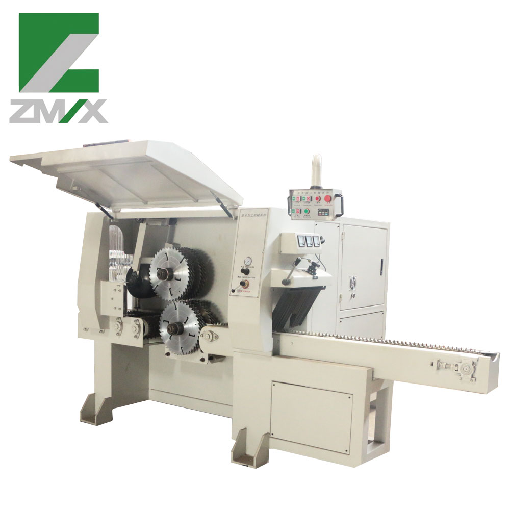 Multi rip Circular Saw Log Cutting Machine MJ1430 for Processing Log Wood