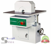 High quality curved round rod sanding machine