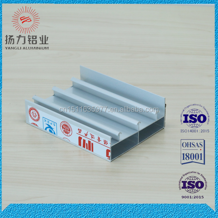 durable extruded aluminum accessories for window