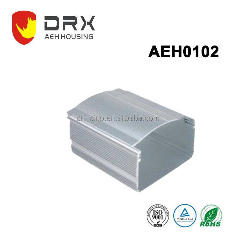 2016 new and good design aluminium box for electronic project