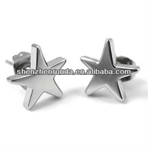 Designer jewelry stud earrings brand name earrings Manufacturer & Factory & Supplier