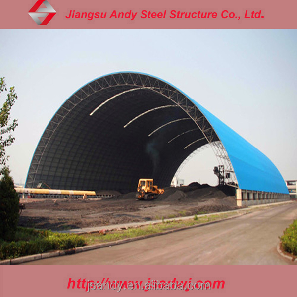 Steel Space Frame---Lightweight structure