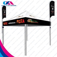 custom outdoor exhibition event 10x10 marquee
