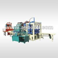 AUTOMATIC CONCRETE HOLLOW BLOCK BRICK MAKING MACHINE PRICE