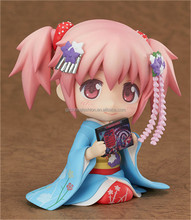 Gzdonnafashion Wholesale Funko Pop Puella Magi Madoka Magica #332 Super Kawaii Nendoroid Nendoroid 10cm PVC Action Figure