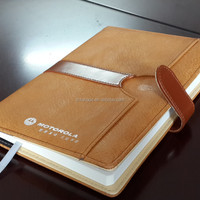 New Design Custom Leather Memo Notepad