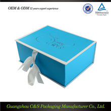 Customizable Packing Box Factory Direct Price Foldable Super Quality Birthday Handmade Paper Gift Box