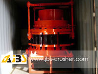 2014 new type used cone crusher for sandvik