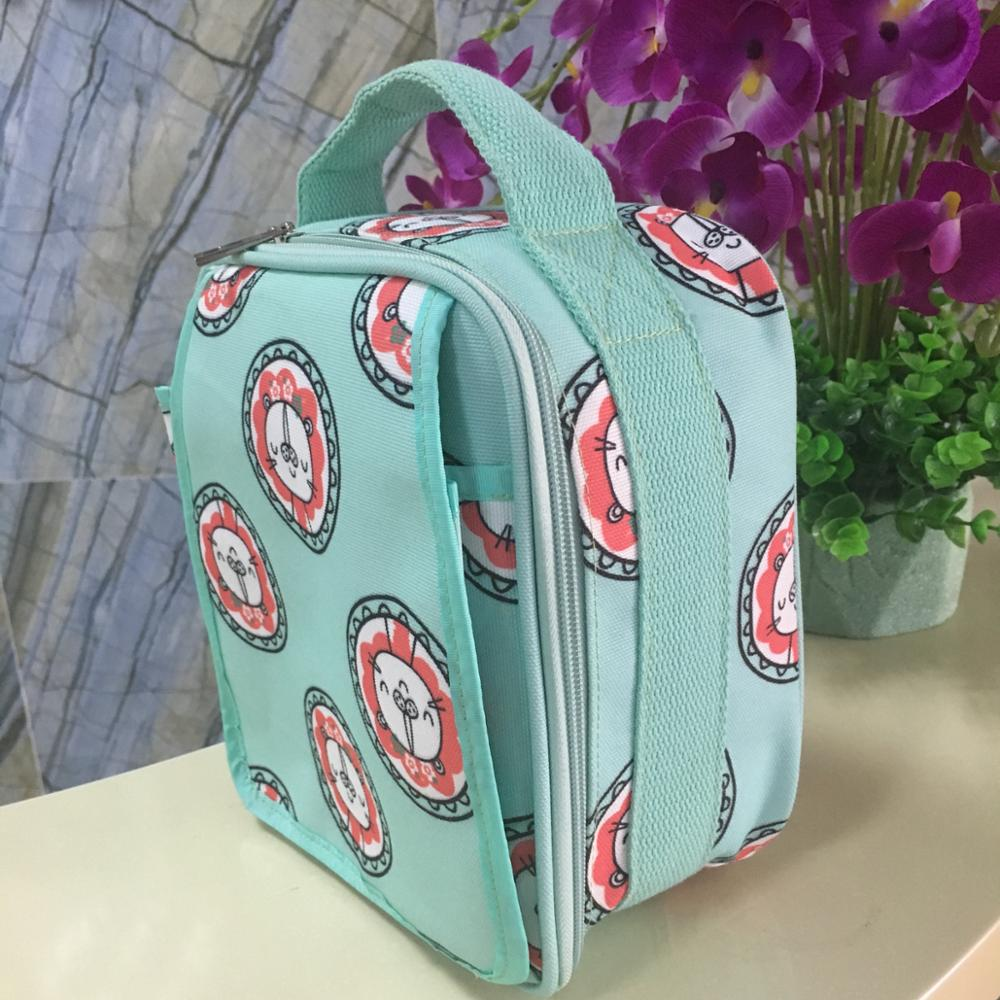 Latest picnic cooler bag custom printed cooler pack