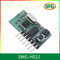 SMG-H012 Wireless remote control module 2262 match 5v decoding 2272 wireless receiving M4 / L4 / T4