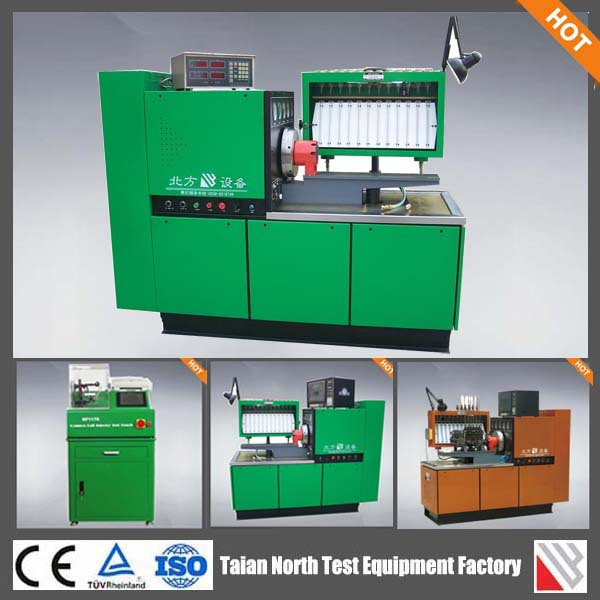 Bosch test diesel injection pump repair equipment