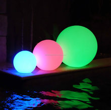 inflatable led zygote balloon stage show interactive led ball