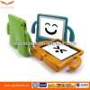 Lovely for ipad 2 case silicone wholesale for iPad 2 case free standing