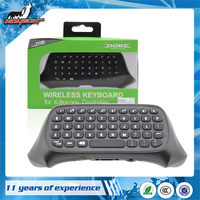 2.4G Mini Game Wireless Chatpad Message Controller Keyboard For Xbox One Controller