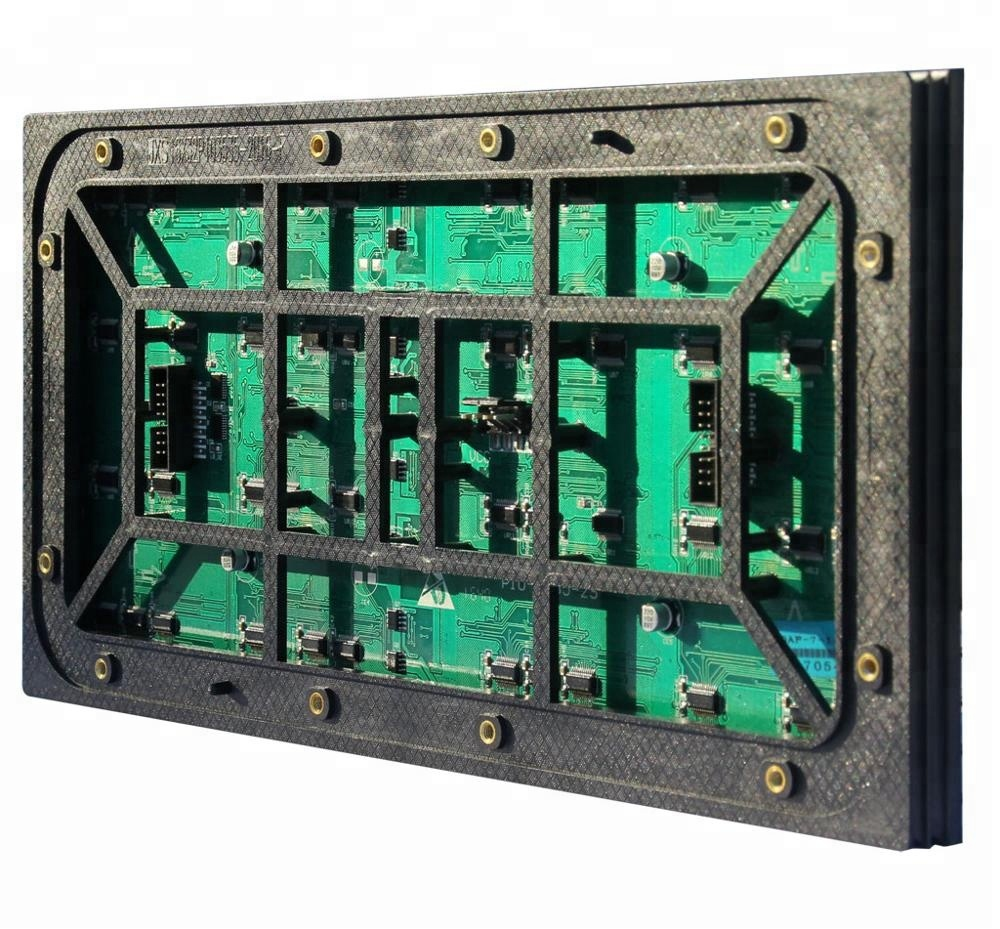 Factory supply outdoor <strong>p10</strong> <strong>led</strong> <strong>16x32</strong> full color <strong>led</strong> <strong>module</strong> for advertising screen