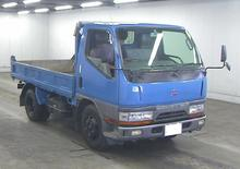 MITSUBISHI CANTER TIPPER TRUCK / 4D36 ENGINE