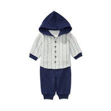 2016 Baby Boys' Baseball Hoodie & Pants Set