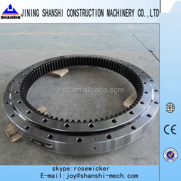 Daewoo Solar 140 swing ring, S 140 slewing bearing, Solar 160 swing circle