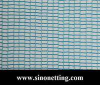 Olive Falling Nets Treated with UV material is 100% HDPE